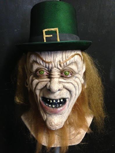 Leprechaun for Tattoo freak costume