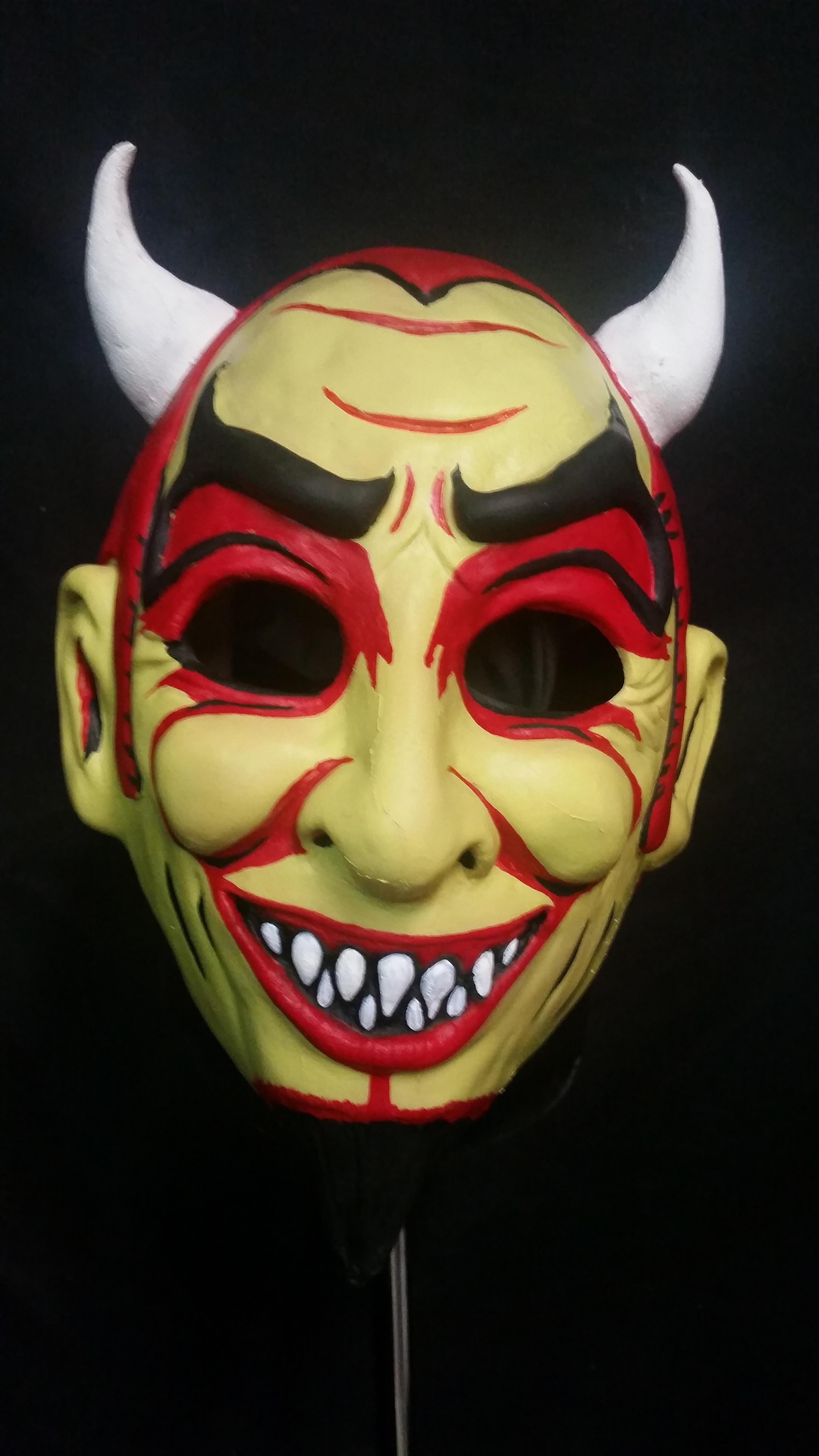 Retro Devil – dssmasks.com