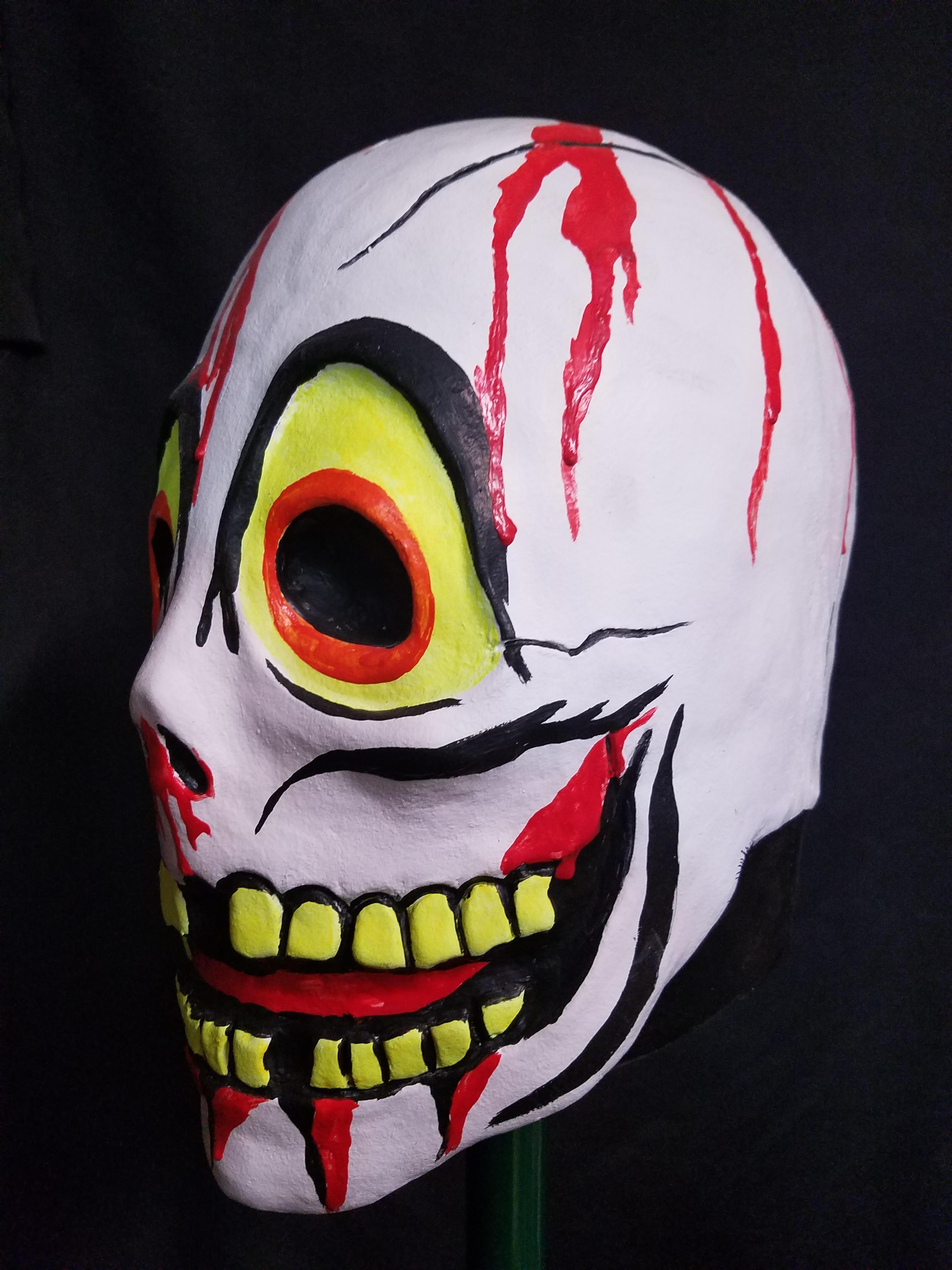 Retro Skull – dssmasks.com